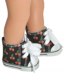 american-girl-cherry-high-top-sneakers