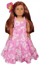 american-girl-hawaiian-pink-dress