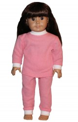american-girl-knit-pajamas