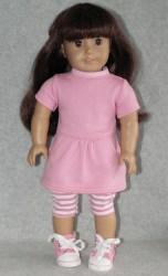 american-girl-pink-dress-set
