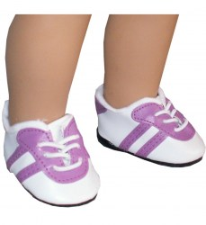 american-girl-purple-cleats