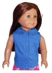 american-girl-sleeveless-blouse