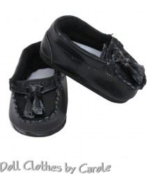 black-tassle-loafers