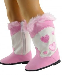 pink-heart-boots