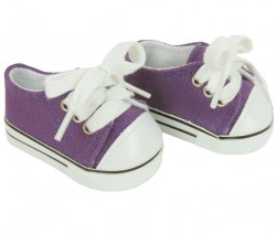 purple-canvas-sneakers
