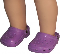purple-clogs