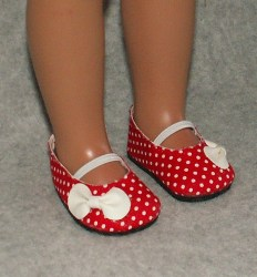 red-polka-dot-flats