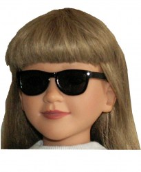 "Wayfarer Shades Sunglasses fit 23/"" My Twinn Size Doll"