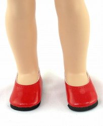 wellie-red-flat