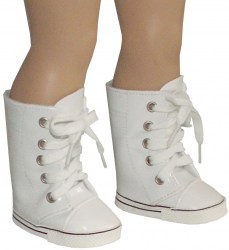 white-sneaker-boots