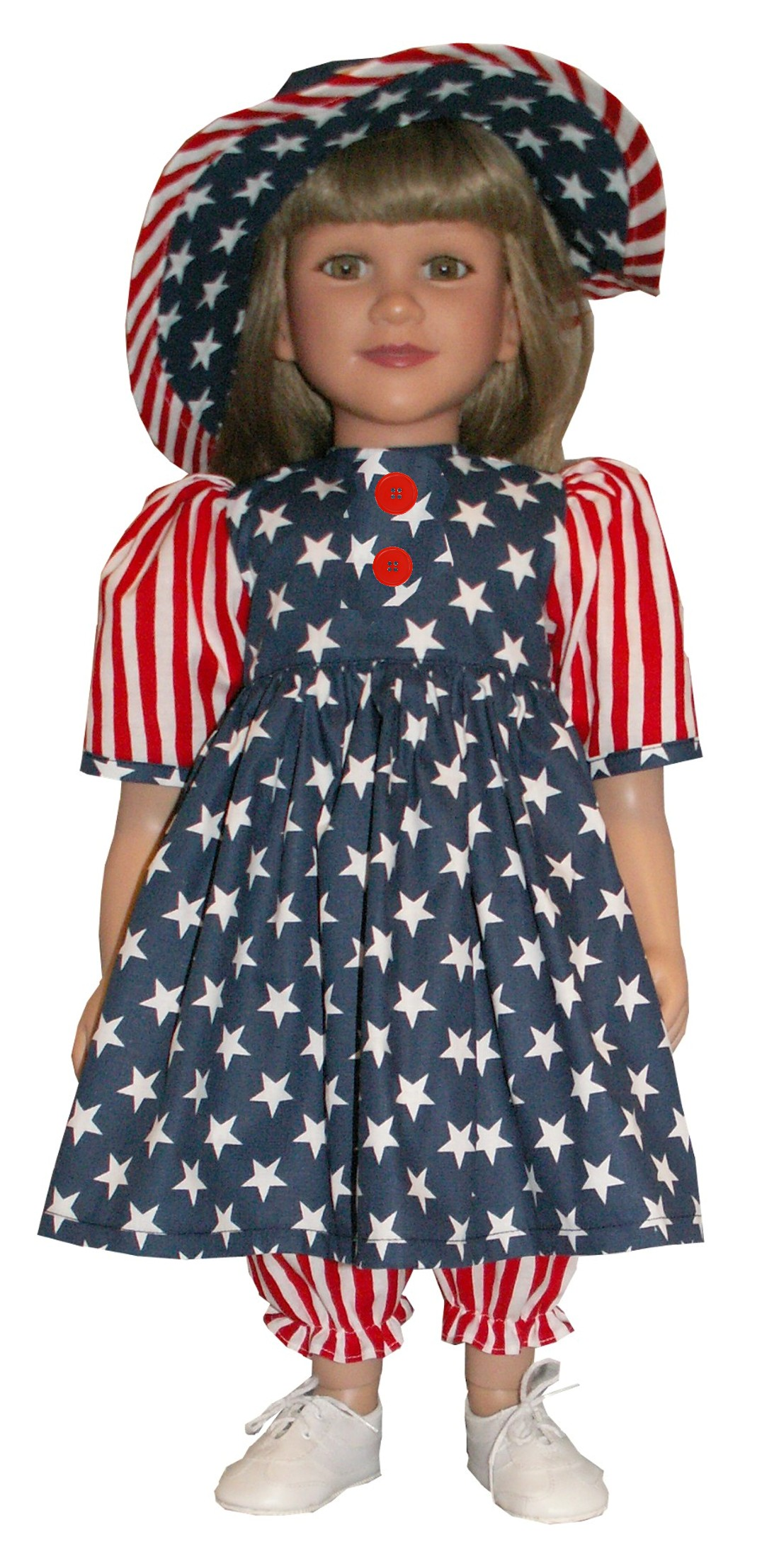 Stars & Stripes Dress Set
